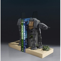 STAR WARS REBELS ROGUE ONE AT-ACT BOOKENDS FERMALIBRI LIMITED RESIN FIGURE