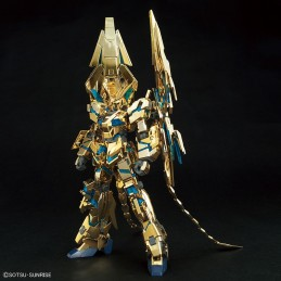 HIGH GRADE HGUC RX-0 UNICORN GUNDAM 03 PHENEX DESTROY 1/144 MODEL KIT BANDAI