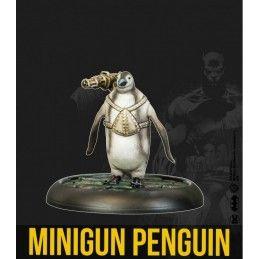 KNIGHT MODELS BATMAN MINIATURE GAME - PENGUINS MINI RESIN STATUE FIGURE