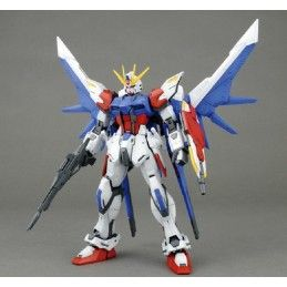 MASTER GRADE MG BUILD STRIKE GUNDAM FULL PACKAGE 1/100 MODEL KIT BANDAI