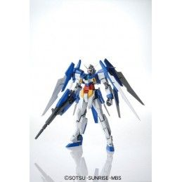 MASTER GRADE MG GUNDAM AGE-2 NORMAL 1/100 MODEL KIT BANDAI