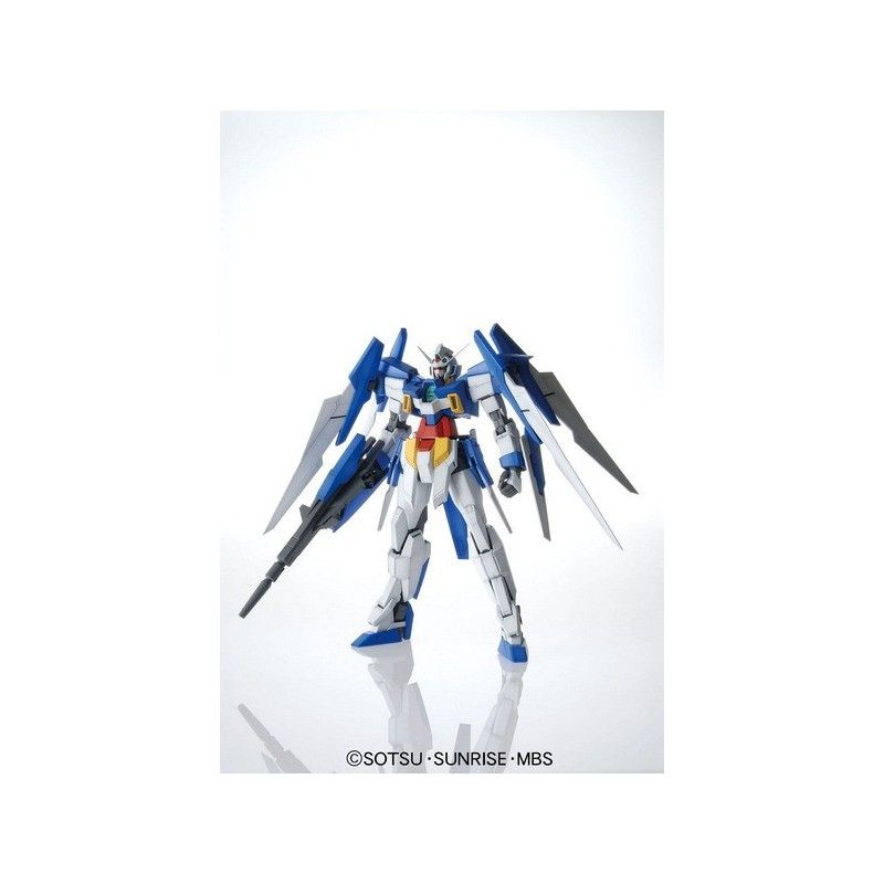 BANDAI MASTER GRADE MG GUNDAM AGE-2 NORMAL 1/100 MODEL KIT