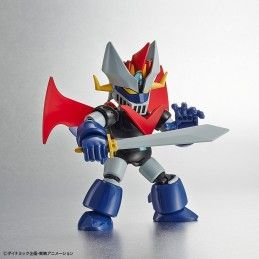 SD CROSS SILHOUETTE GREAT MAZINGER MODEL KIT BANDAI