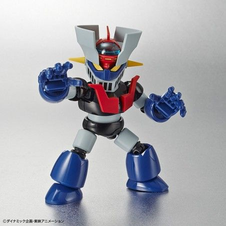 SD CROSS SILHOUETTE MAZINGER Z MODEL KIT