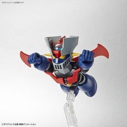 SD CROSS SILHOUETTE MAZINGER Z MODEL KIT BANDAI
