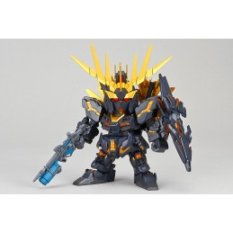 SD UNICORN GUNDAM 02 BANSHEE NORN DESTROY MODE MODEL KIT ACTION FIGURE BANDAI