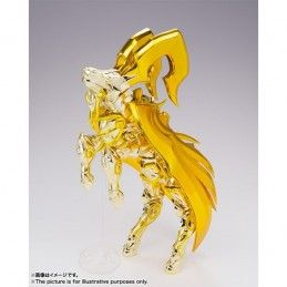 PREORDINE SAINT SEIYA MYTH CLOTH EX SOUL OF GOLD CAPRICORNE GOLD CLOTH ACTION FIGURE