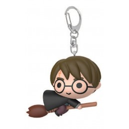 HARRY POTTER CHIBI KEYCHAIN PORTACHIAVI FIGURE