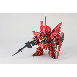 SD GUNDAM EX STANDARD SINANJU MODEL KIT ACTION FIGURE BANDAI