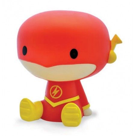 THE FLASH CHIBI BANK SALVADANAIO FIGURE