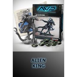 AVP THE HUNT BEGINS - ALIEN KING SET EXPANSION FIGURE
