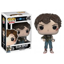 FUNKO POP! ALIENS 345 - ELLEN RIPLEY BOBBLE HEAD KNOCKER FIGURE