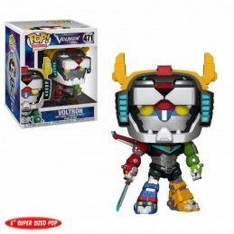 FUNKO FUNKO POP! VOLTRON LEGENDARY DEFENDER SUPER SIZED VOLTRON BOBBLE HEAD KNOCKER