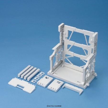 SYSTEM BASE 001 WHITE MODEL KIT