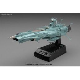 BANDAI YAMATO 2202 ANDROMEDA MOVIE EFFECTS LUCI E SUONI 1/1000 MODEL KIT FIGURE