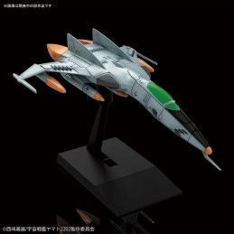 BANDAI YAMATO MECHA COLLECTION SPACE FIGHTER 1 TIGER MODEL KIT FIGURE