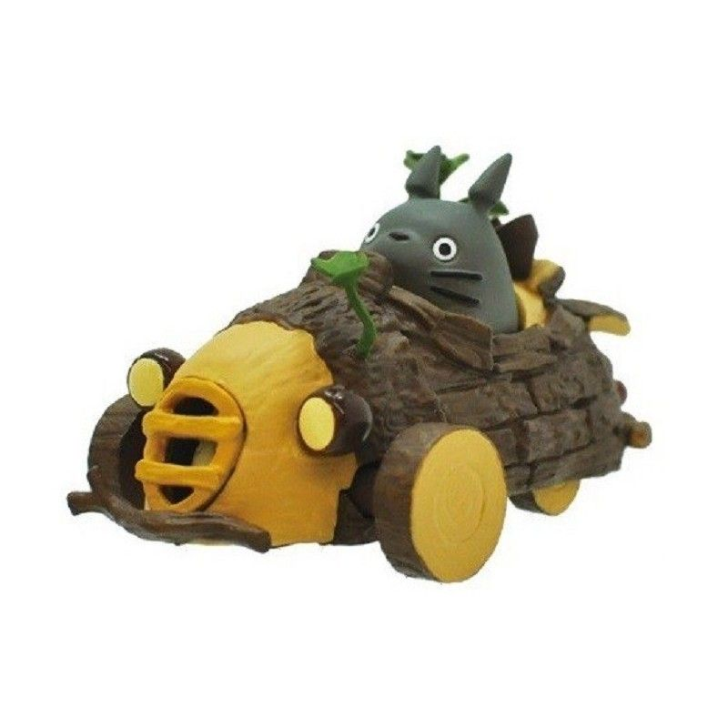 TOTORO BUGGY PULL BACK COLLECTION FIGURE BENELIC