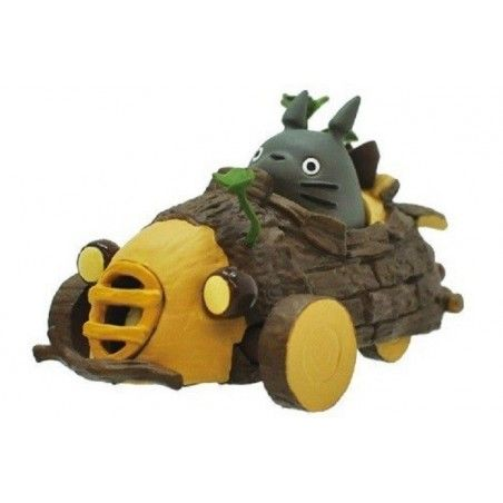 TOTORO BUGGY PULL BACK COLLECTION FIGURE