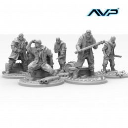 AVP THE HUNT BEGINS HOT LANDING ZONE EXPANSION ESPANSIONE ENGLISH ITALIANO