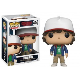 FUNKO POP! STRANGER THINGS DUSTIN BOBBLE HEAD KNOCKER FIGURE