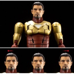 ARMORIZE IRON MAN TONY STARK ACTION FIGURE