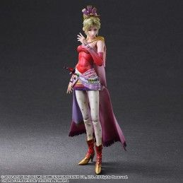 DISSIDIA FINAL FANTASY 6 - TERRA BRANFORD PLAY ARTS KAI ACTION FIGURE