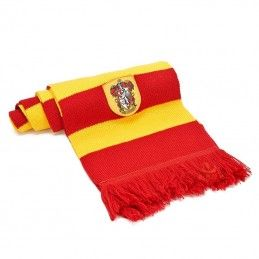 HARRY POTTER GRYFFINDOR RED SCARF SCIARPA ROSSA GRIFONDORO
