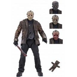 FREDDY VS JASON - ULTIMATE JASON VOORHEES ACTION FIGURE