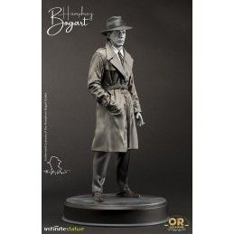 HUMPHREY BOGART OLD AND RARE STATUE RESIN FIGURE 30 CM