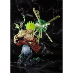 DRAGON BALL Z - SUPER SAIYAN BROLY BURNING BATTLE FIGUARTS ZERO ACTION FIGURE