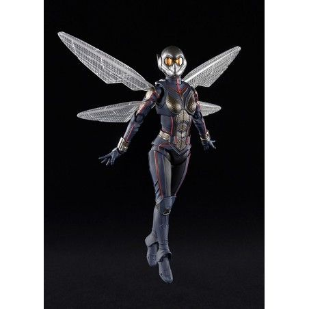 ANT-MAN AND THE WASP - WASP + STAGE S.H. FIGUARTS ACTION FIGURE