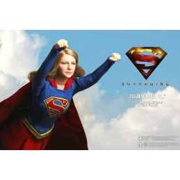 STAR ACE DC SUPERGIRL SERIE TV Supergirl 1:8th SCALA REALE Figura Master Series