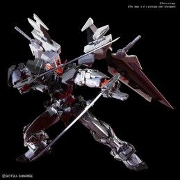 HIRM HI-RESOLUTION MODEL GUNDAM ASTRAY NOIR 1/100 MODEL KIT BANDAI