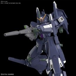 BANDAI HIGH GRADE HGUC GUNDAM SILVER BULLET SUPPRESSOR 1/144 MODEL KIT