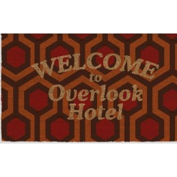 SHINING WELCOME TO OVERLOOK HOTEL DOORMAT ZERBINO 40X70CM SD TOYS