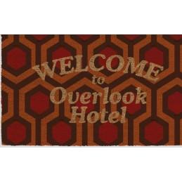 SHINING WELCOME TO OVERLOOK HOTEL DOORMAT ZERBINO 40X70CM
