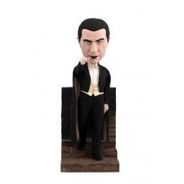 ROYAL BOBBLES BELA LUGOSI DRACULA HEADKNOCKER BOBBLE HEAD FIGURE