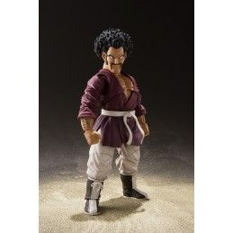 BANDAI DRAGON BALL Z MR SATAN S.H. FIGUARTS ACTION FIGURE