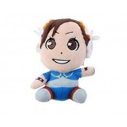 CAPCOM STREET FIGHTER CHUN-LI PUPAZZO PELUCHE 16CM PLUSH FIGURE
