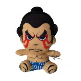 CAPCOM STREET FIGHTER E. HONDA PUPAZZO PELUCHE 16CM PLUSH FIGURE