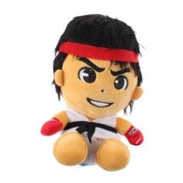 STREET FIGHTER RYU PUPAZZO PELUCHE 16CM PLUSH FIGURE GOSH