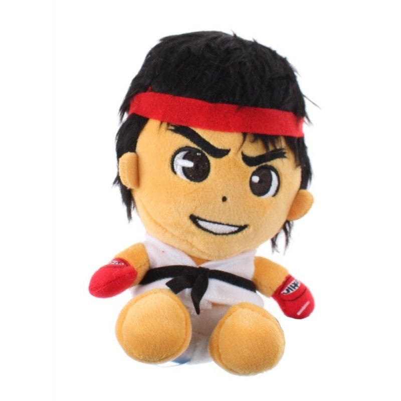 STREET FIGHTER RYU PUPAZZO PELUCHE 16CM PLUSH FIGURE CAPCOM