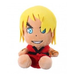 CAPCOM STREET FIGHTER KEN PUPAZZO PELUCHE 16CM PLUSH FIGURE