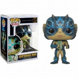 FUNKO POP! THE SHAPE OF WATER AMPHIBIAN MAN BOBBLE HEAD KNOCKER FIGURE