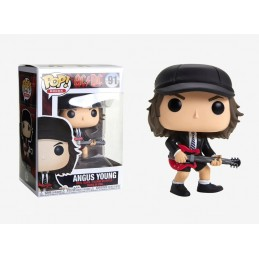FUNKO POP! AC/DC - ANGUS YOUNG BOBBLE HEAD KNOCKER FIGURE