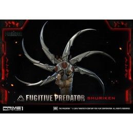 PREDATOR 2018 - FUGITIVE PREDATOR SHURIKEN REPLICA RESIN 74 CM