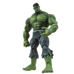MARVEL SELECT UNLEASHED HULK ACTION FIGURE DIAMOND SELECT