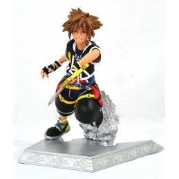 KINGDOM HEARTS 2 GALLERY - SORA FIGURE DIAMOND SELECT