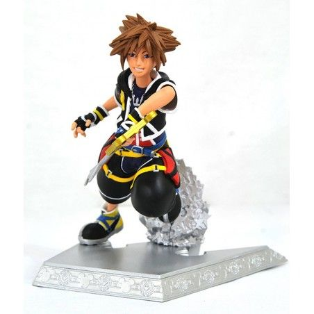 KINGDOM HEARTS 2 GALLERY - SORA FIGURE