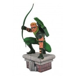 DC GALLERY GREEN ARROW COMIC 20CM FIGURE STATUE DIAMOND SELECT